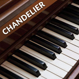 Chandelier, Piano Dreamers, Acoustic Pop Covers