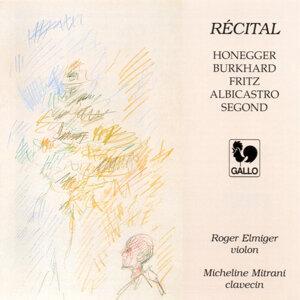 Roger Elmiger & Micheline Mitrani 歌手頭像