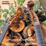 Ensemble Tactus, Jérôme Chaboseau, Julien Roussel