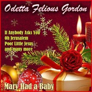Odetta Felious Gordon 歌手頭像