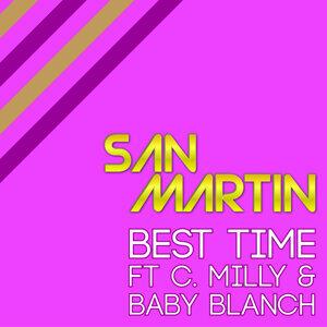 San Martin 歌手頭像
