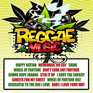 Jamaican Reggae Star 歌手頭像