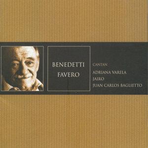 Mario Benedetti y Alberto Favero 歌手頭像