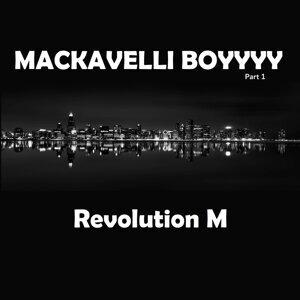 Revolution M 歌手頭像