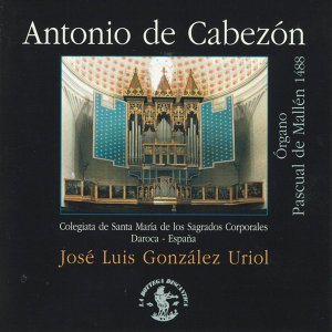 José Luis González Uriol 歌手頭像