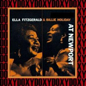 Ella Fitzgerald, Billie Holiday, Carmen McRae (艾拉費茲傑拉, 比莉哈樂黛, 卡門麥克蕾) 歌手頭像