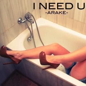 Arake 歌手頭像