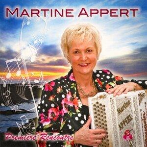 Martine Appert 歌手頭像