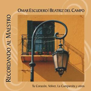 Omar Escudero & Beatriz Del Campo 歌手頭像