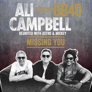 Ali Campbell (艾力坎坡) 歌手頭像