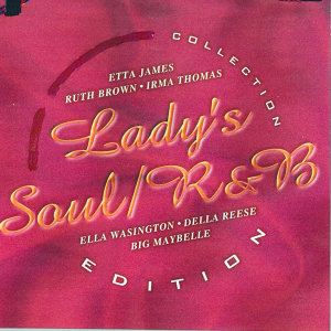 Della Reese, Irma Thomas, Ruth Brown, Big Maybelle, Etta James, Ella Wasington 歌手頭像