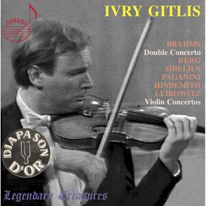 Ivry Gitlis 歌手頭像