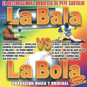 Pepe Castillo Y Su Orquesta 歌手頭像