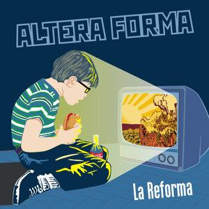 Altera Forma 歌手頭像