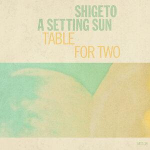 A Setting Sun, Shigeto 歌手頭像