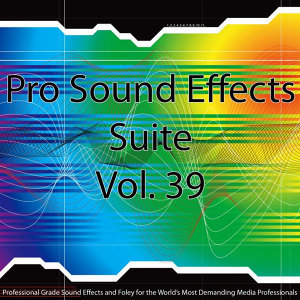 Pro Sound Effects Suite 歌手頭像