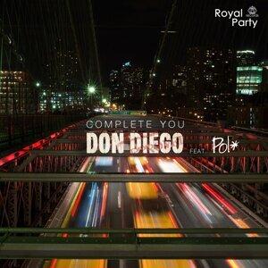 Don Diego 歌手頭像