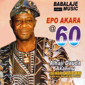 Alhaji Dauda Akanmu Epo Akara Awurebe King & His Awurebe Sound 歌手頭像
