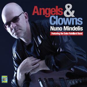 Nuno Mindelis 歌手頭像