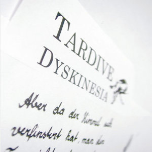tardive dyskinesia