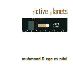 Muhmood, Ego Ex Nihil 歌手頭像