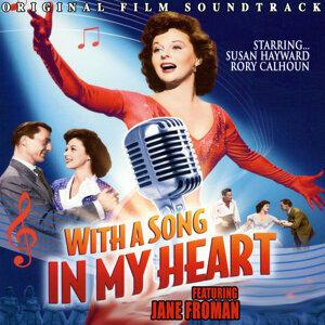 Jane Froman 歌手頭像
