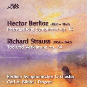 Berliner Symphonische Orchester, Carl A. Bünte 歌手頭像