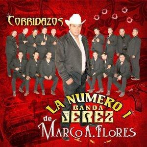 La Numero 1 Banda Jerez De Marco A. Flores 歌手頭像