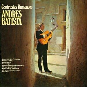 Andrés Batista 歌手頭像