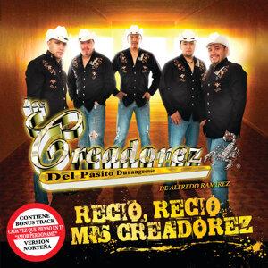 Los Creadorez Del Pasito Duranguense 歌手頭像