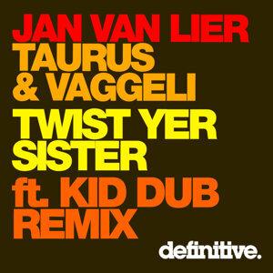 Jan van Lier, Taurus & Vaggeli 歌手頭像