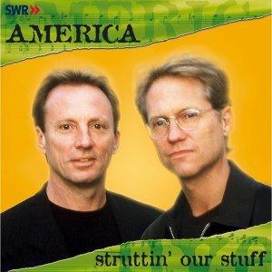 América 歌手頭像