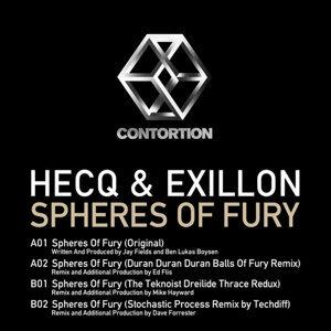 Exillon, Hecq 歌手頭像