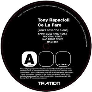 Tony Rapacioli 歌手頭像
