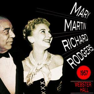 Mary Martin & Richard Rodgers 歌手頭像