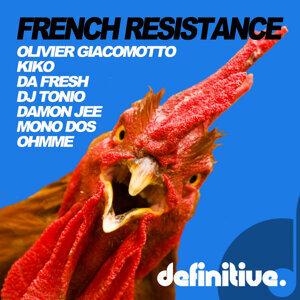 Kiko, Olivier Giacomotto, Damon Jee, DJ Tonio, Da Fresh, Mono Dos, Ohmme 歌手頭像