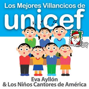Eva Ayllón, Los Niños Cantores de América 歌手頭像