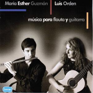 María Esther Guzmán y Luis Orden 歌手頭像