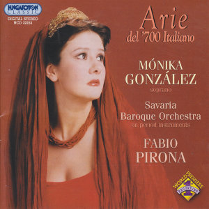 González Mónika 歌手頭像