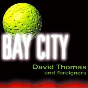 David Thomas & Foreigners 歌手頭像