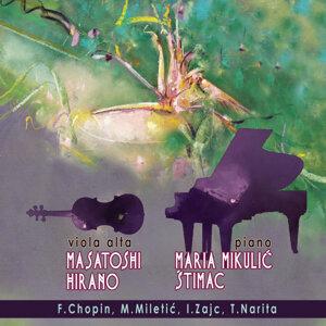 Masatoshi Hirano & Maria Mikulic Stimac 歌手頭像
