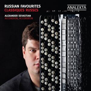 Alexander Sevastian 歌手頭像