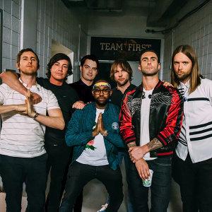 Maroon 5 (魔力紅) 歌手頭像