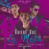 Sniper Feat. Erox & Cesar Flores