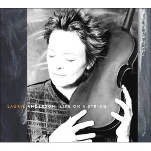 Laurie Anderson 歌手頭像