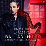 Emmanuel Ceysson, Quatuor Voce
