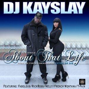 DJ Kayslay (凱斯雷) 歌手頭像