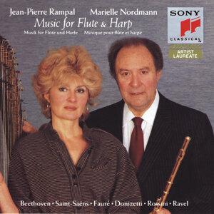 Jean-Pierre Rampal, Marielle Nordmann