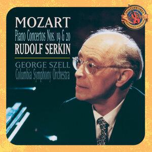 Rudolf Serkin, George Szell, Alexander Schneider 歌手頭像