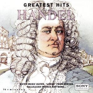 English Chamber Orchestra, Raymond Leppard, New York Philharmonic, Igor Kipnis, E. Power Biggs 歌手頭像